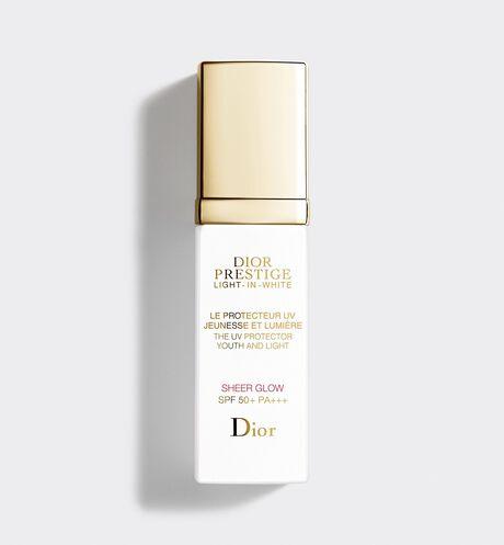 Dior - 迪奥花秘瑰萃光晳 莹亮防护乳SPF 50+ PA+++